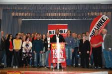 Kommunalwahlkampf in Schweinfurt
