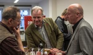 Harald Thomas - Gewerkschaftspolitischer Empfang in Nürnberg 30. April 2014