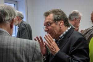 Klaus Ernst - Gewerkschaftspolitischer Empfang in Nürnberg 30. April 2014