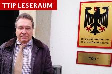 Besuch des TTIP Leseraums