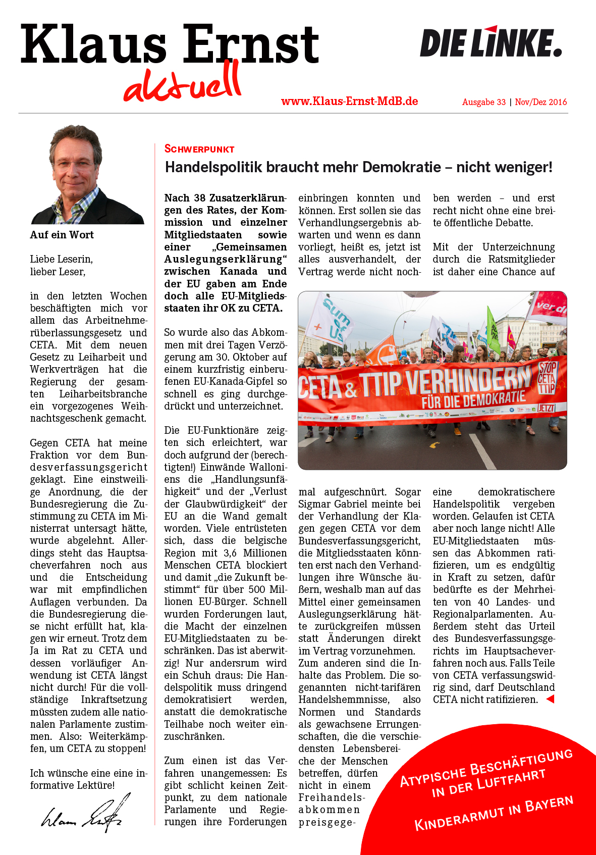 Rundbrief Nr33