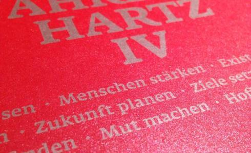 10 Jahre Hartz IV Karte
