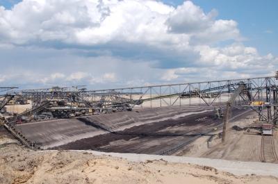 Lausitzer Tagebau